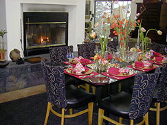 Wendy Brodie's Dining Room