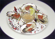 Chilled Oysters